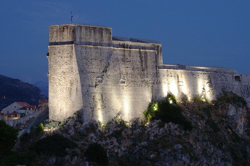Fort Lovrijenac or St. Lawrence Fortress