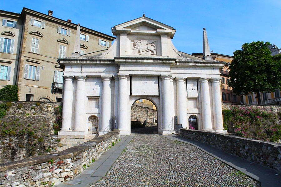 Bergamo City Gate