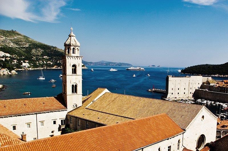 Dominican Monastery, Dubrovnik