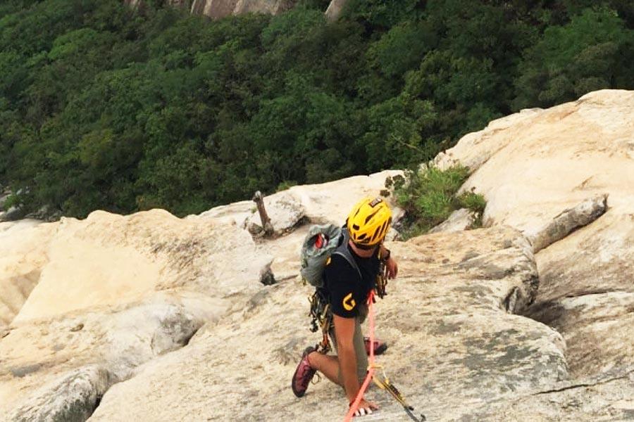 How to climb Mt Insubong