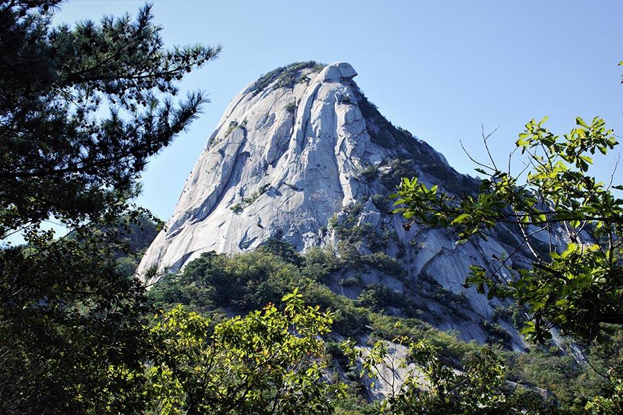 Climbing Mount Insubong