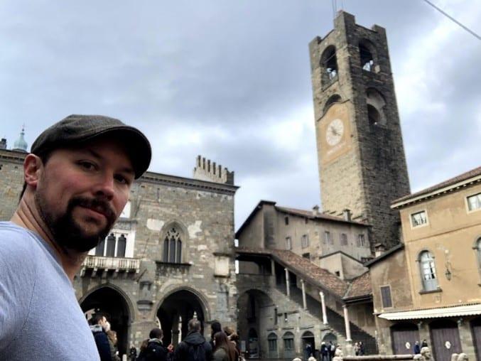Bergamo Clock Tower