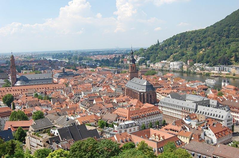 Cchurch of the Holy Spirit in Heidelberg