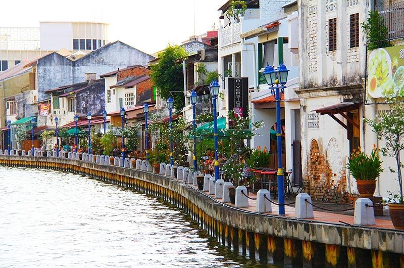 Malacca River walk