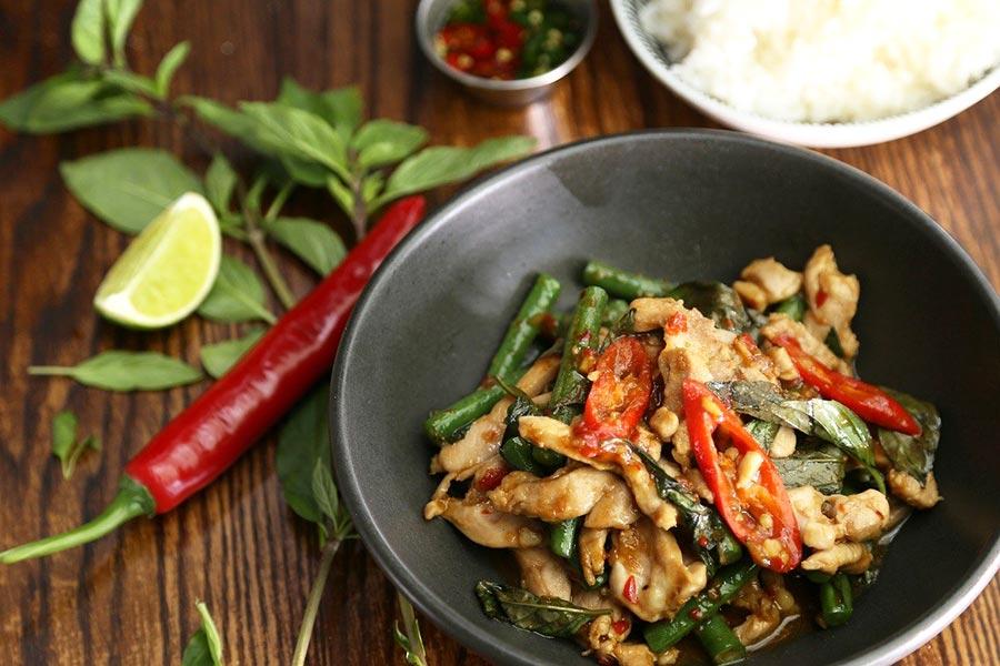 Take a Thai Cooking Class in Bangkok