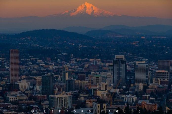 Mt. Hood Portland