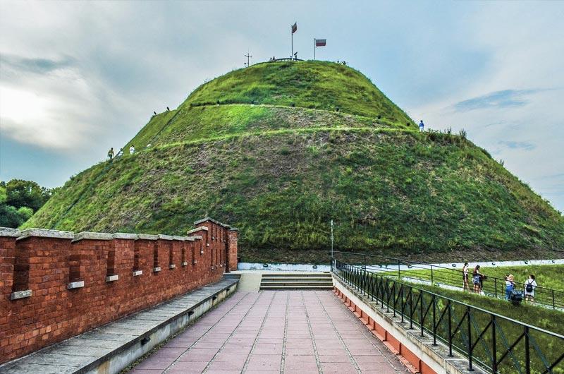 Kościuszko Mound in Krakow