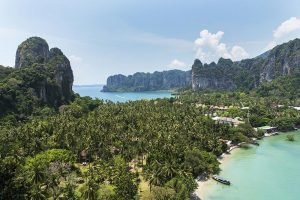 Railay Bay in Thailand