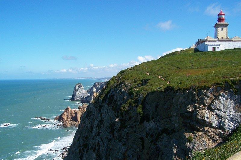 Cabo da Roca in Sintra