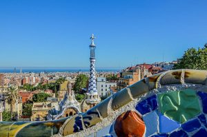 Park Güell - one of the best things to do in Barcelona