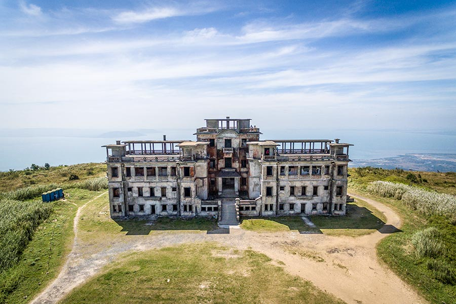 Bokor Palace Hillstation in Cambodia