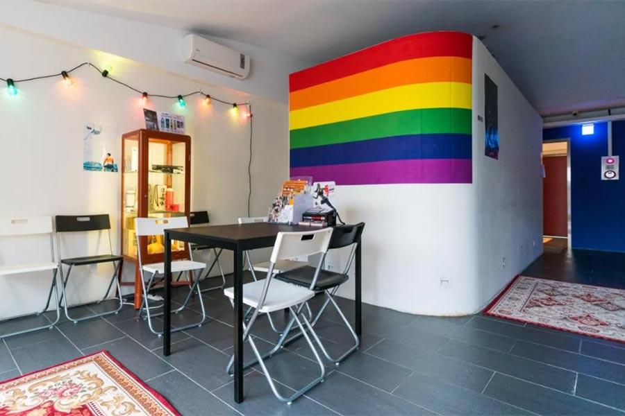 Gs Gay Hotel in Taipei
