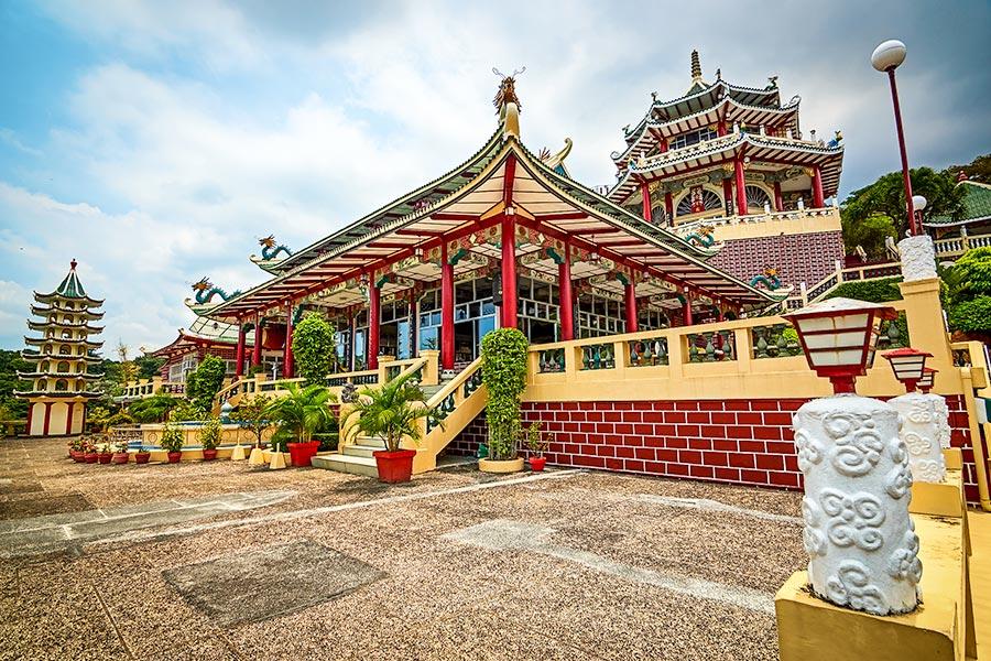Cebu Taoist Temple in Cebu City