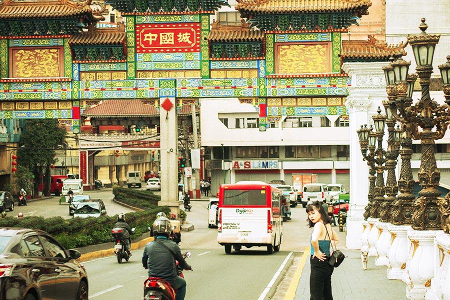 Chinatown Manila